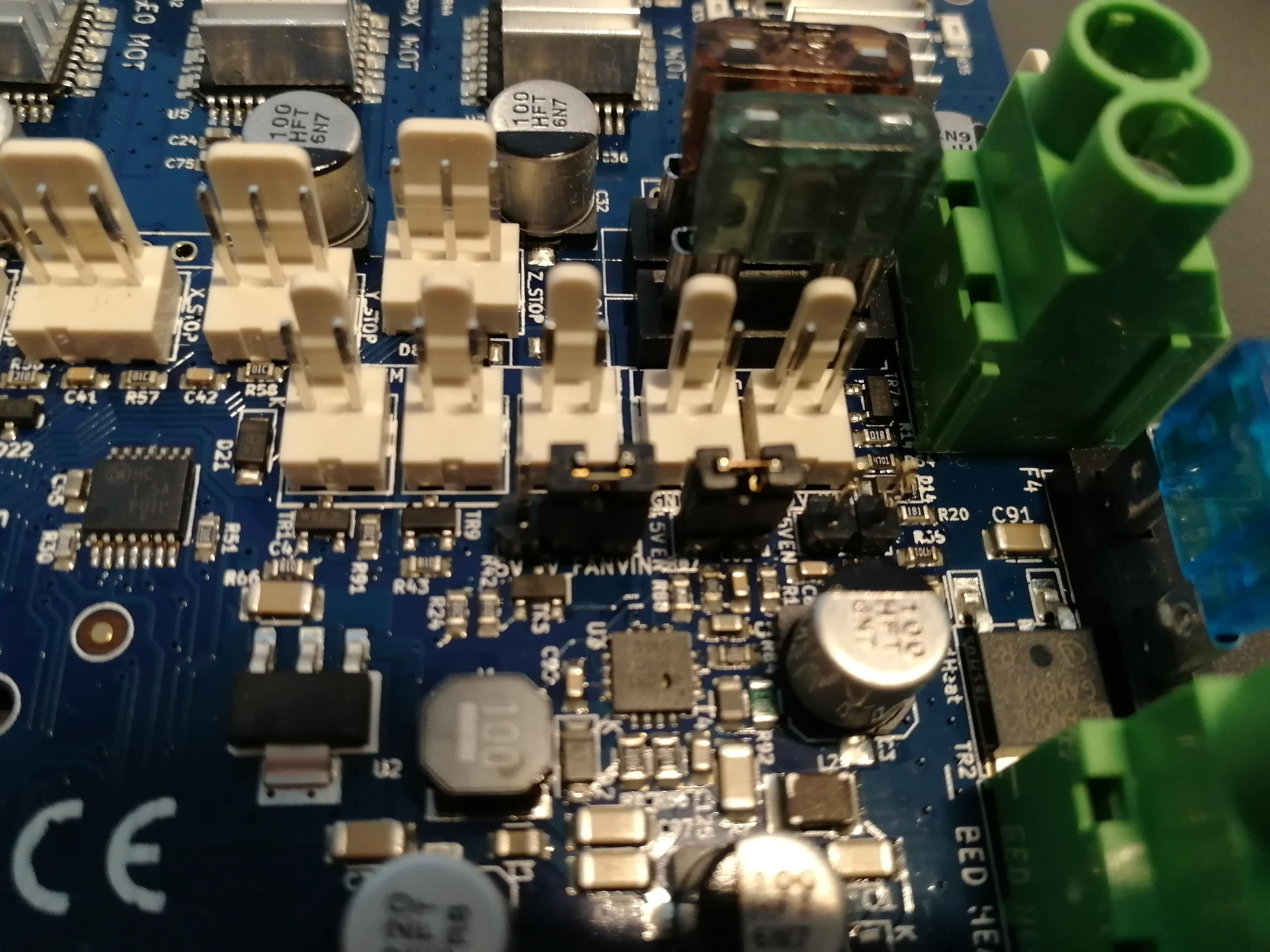 Duet 2 Wifi board fried (U3 Chip damaged) | Duet3D