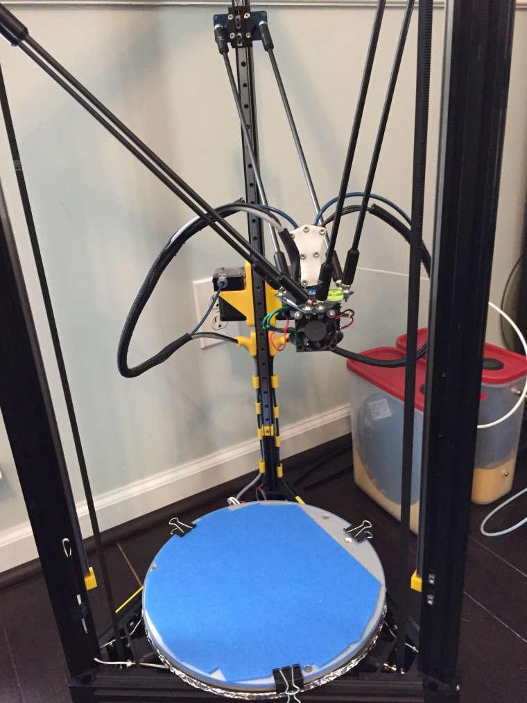 Moving extruder motors? | Duet3D